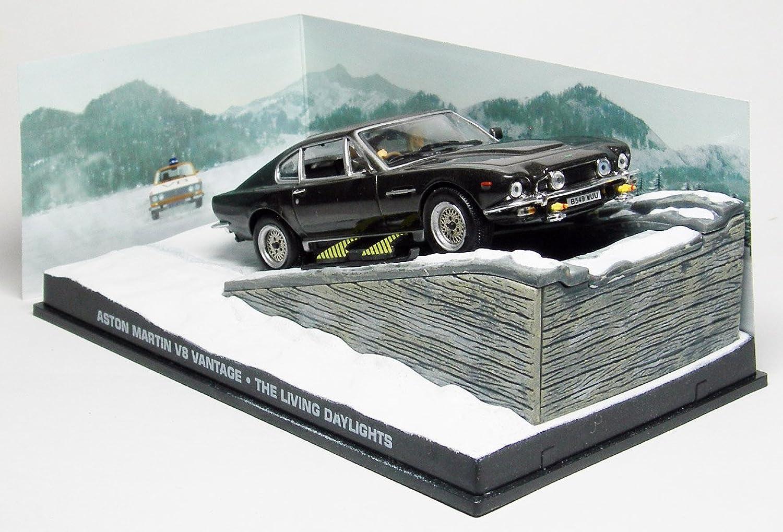 007 James Bond Car Collection  14 Aston Martin V8 Vantage (The living daylights)