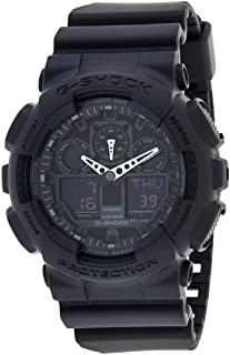 Casio Men's G-SHOCK - The GA 100-1A1 Military Series Watch in Black