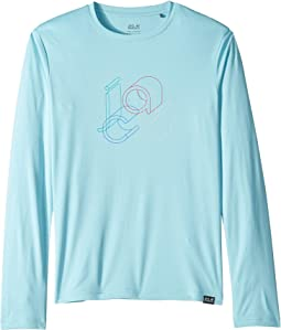Sunshine Hut Long Sleeve Top (Infant/Toddler/Little Kids/Big Kids)