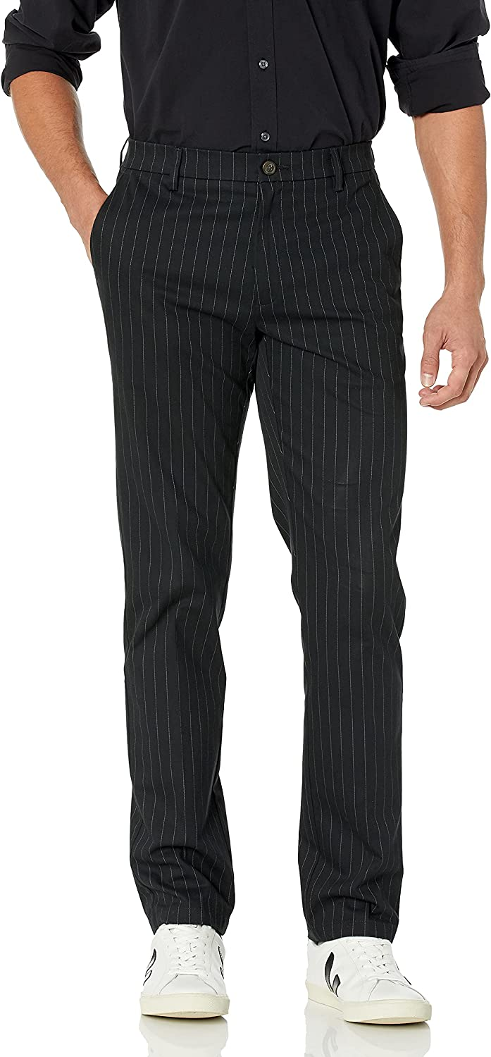 In a popularity Amazon Brand - Goodthreads Men's Dress Wrinkle Slim-Fit Free Chi New sales
