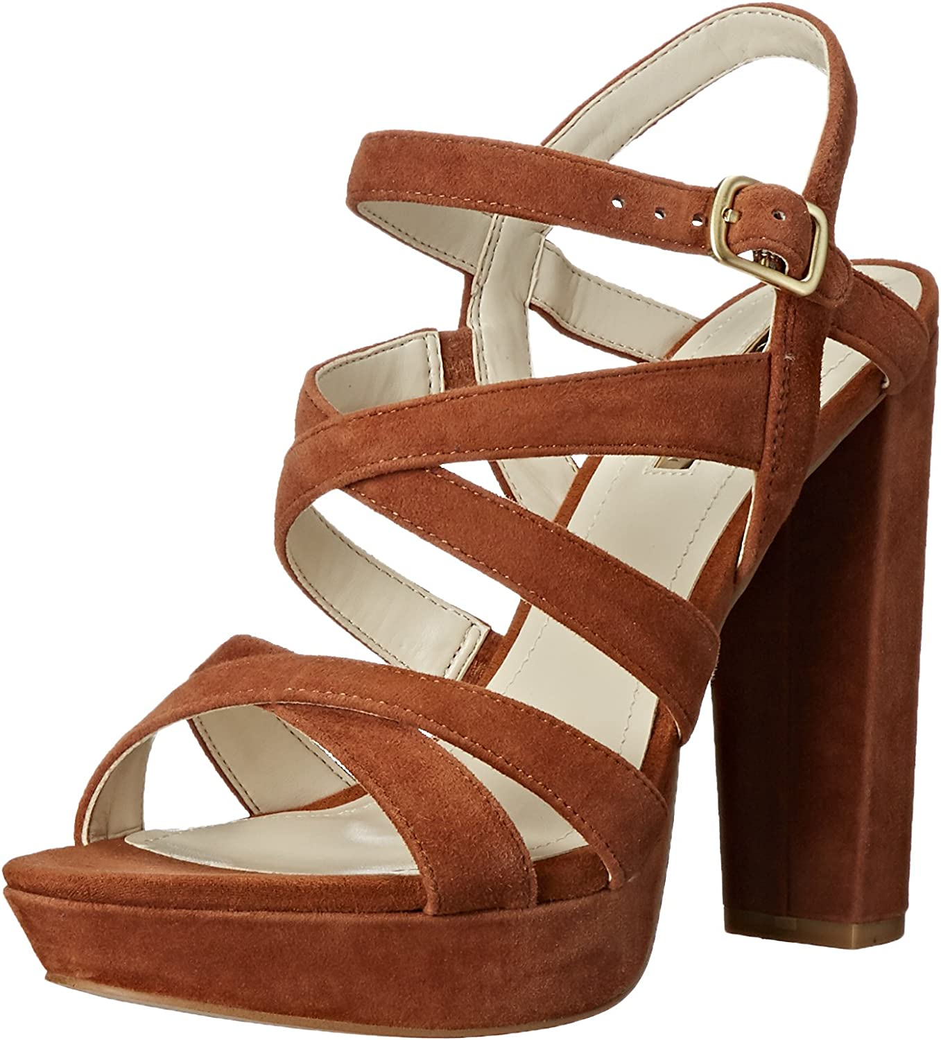 BCBGeneration Women's Morgan Block Heel Sandal
