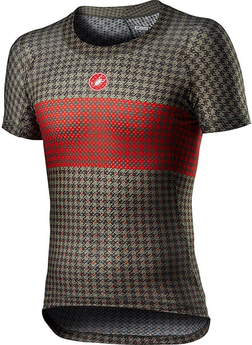 CASTELLI Pro Mesh M Short Sleeve Camiseta para Hombre