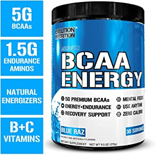 bcaa supplement without artificial sweeteners