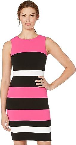 Hot Pink/Black/Ivory