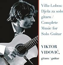 Villa-Lobos: Etude No.7
