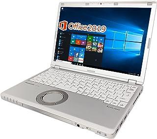 Panasonic ノートPC CF-SZ5/12.1型フルHD/MS Office 2019/Win 10 Pro/Core i5-6300U/Webカメラ/wajunのWIFI/Bluetooth/4GB/512GB SSD (整備済み品)