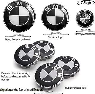 SUKRAGRAHA Replacement Model No X1 Rear 3D Sticker Emblem Badge for BMW X1 X3 X5 X6 GT