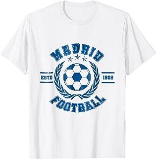 Madrid Soccer Jersey Shirt