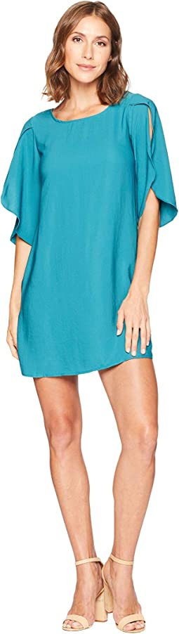 Eliza Open Sleeve Shift Dress