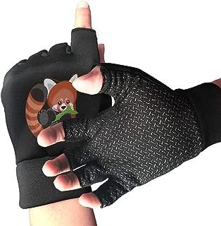 Red, White & BrewGym GlovesBreathable Half Finger Non-Slip Pro Shock-Absorbing Riding Gloves Outdoor Sports Gloves for Climbingfor Men Women Youth