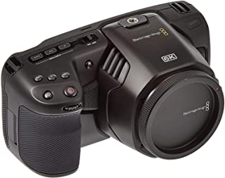 Blackmagic Design Pocket Cinema Camera 6K - Videocámara Tarjeta de Memoria GB