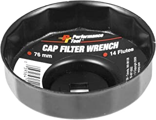 Performance Tool W54106 76mm 14 Flutes Bulk Filter Wrench