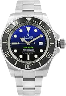 Rolex Deepsea D-Blue Dial Automatic Men's Stainless Steel Oyster Watch 126660BLSO