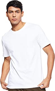 Calvin Klein Men's J30J310515-White T-Shirts