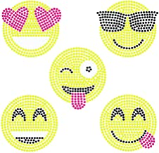 smiley face iron on transfers