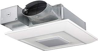 Panasonic FV-0510VSL1 WhisperValue DC Ventilation Fan with Light, 50-80-100 CFM