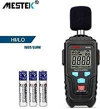 Decibel Meter Digital Sound Level Meter MESTKE 30 – 130 dB Noise Volume Measuring..