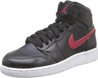 Air Jordan 1 Retro High Bg, Zapatillas de Baloncesto para Niños