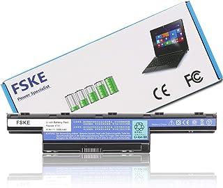 FSKE® AS10D51 AS10D31 Batería para Acer AS10D75 AS10D41 AS10D3E AS10D81 AS10D73 AS10D61 AS10D56 Aspire Travelmate 5750 5733 4741 Notebook Battery,10.8V 5000mAh 6-Células