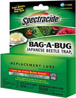 Spectracide Bag-A-Bug HG-16905 Japanese Beetle Trap Replacement Lure, 1 ct