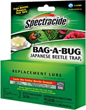 Spectracide 16905-1 Bag-A-Bug Japanese Beetle Trap Lure, 1-Count, 12-Pack, Pack of 12