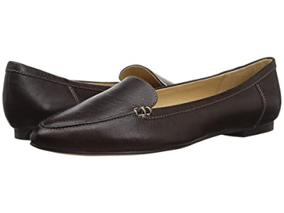 Trotters Ember (Dark Brown Soft Smooth Leather) Women