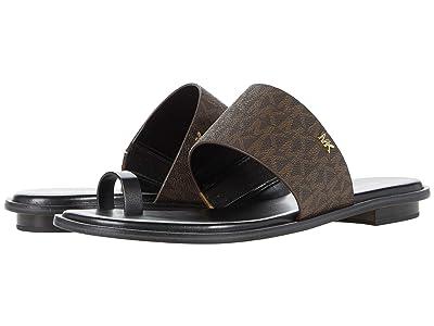 MICHAEL Michael Kors August Flat Sandal