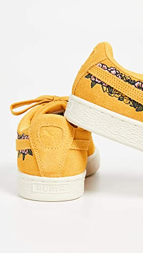 Amazon.com   PUMA Women's Suede Classic TOL Embroidery Sneakers ...