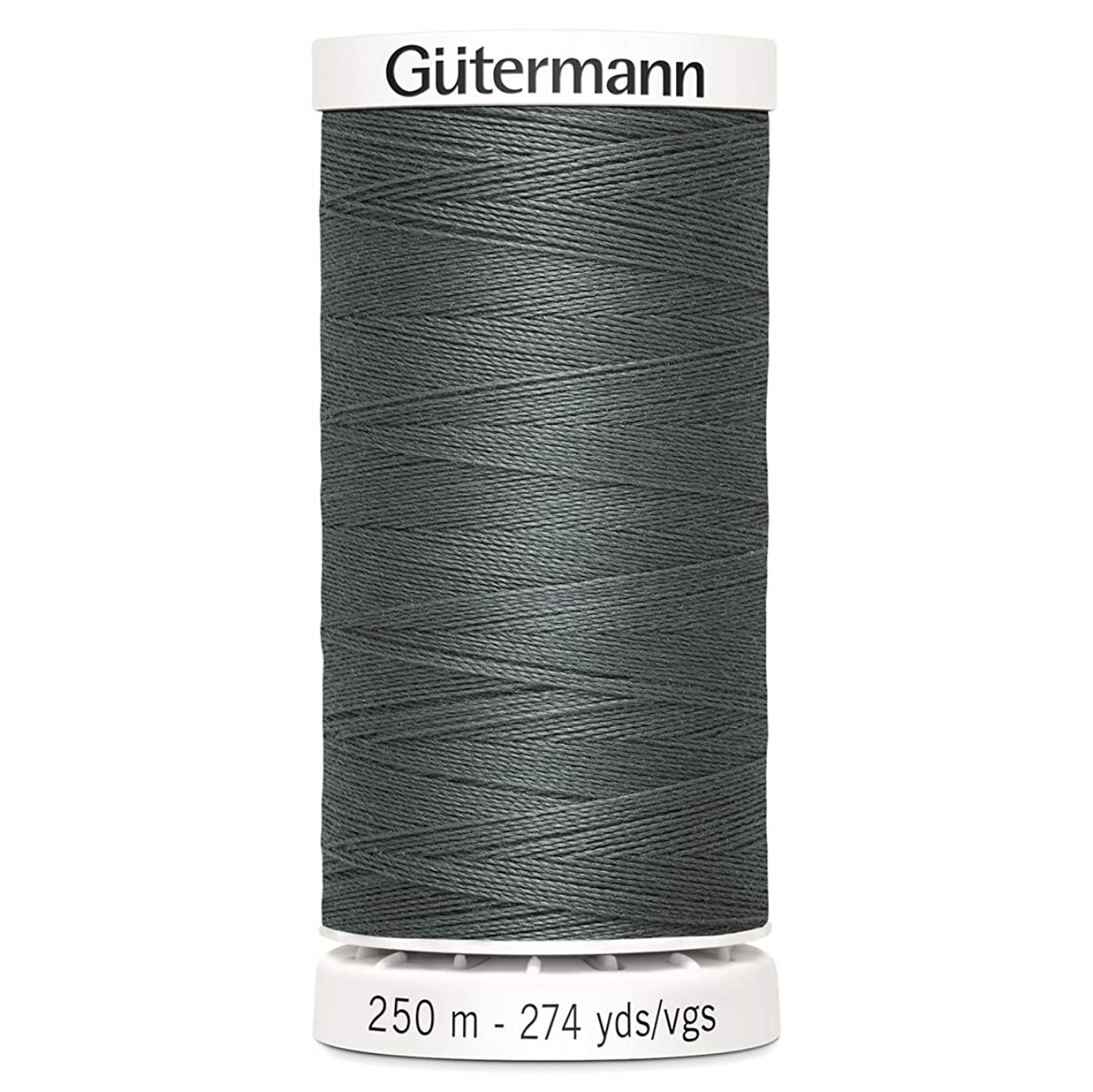 Gutermann Sew All Polyester Thread, 250mtr, Dovetail Grey (0701), 5.5 x 2.7 x 2.7 cm