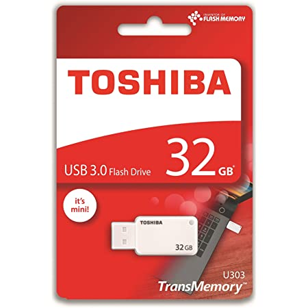 Toshiba Thn U303w0320e4 Transmemory U303 32gb Usb 3 0 Computer Zubehör