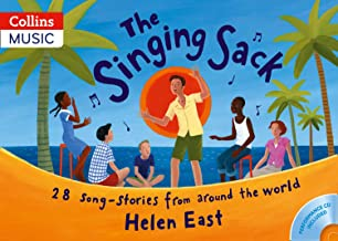 The Singing Sack (Book + CD): 28 Song-stories From Around The World (Songbooks)