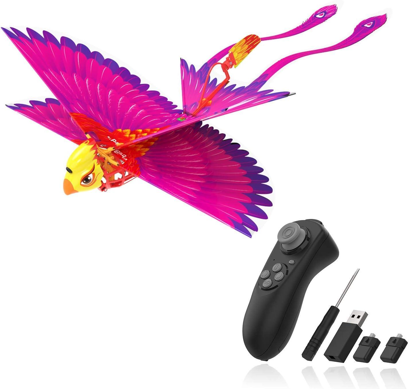 HANVON Go Bird Flying Superior Toy RC New item Mini Bio Helicopters