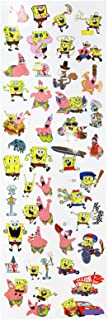 Spongebob Squarepants Having Fun Temporary Tattoo Set (41 Tattoos)