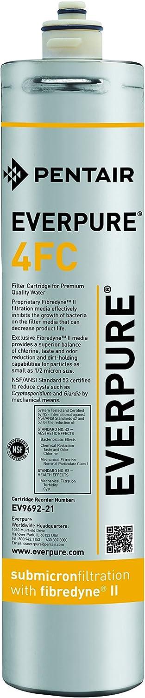 Everpure EV9692-21 4FC Dedication Cartridge Max 79% OFF Filter