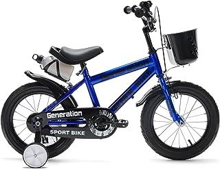 Generation BMX fiets 14 inch - Kinderfiets (Blauw)