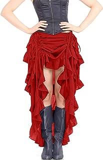 Best red victorian skirt Reviews