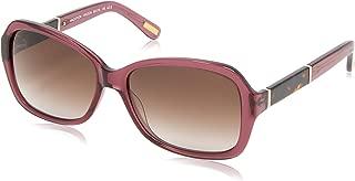 MORRISSEY VACATION MOR1502534 Rectangular Sunglasses CRYSTAL VIOLET57 mm