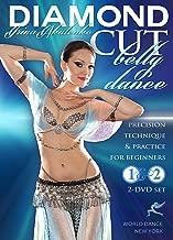 Diamond Cut Bellydance: Precision Technique & Practice for Beginners with Irina Akulenko Set - belly dance