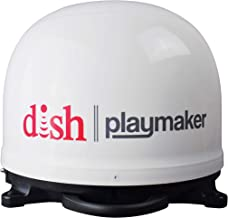 Winegard White Company PL-7000 Dish Playmaker Portable Antenna