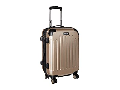 Kenneth Cole Reaction Renegade Against The Law 20 Carry-On Luggage (Champagne) Carry on Luggage