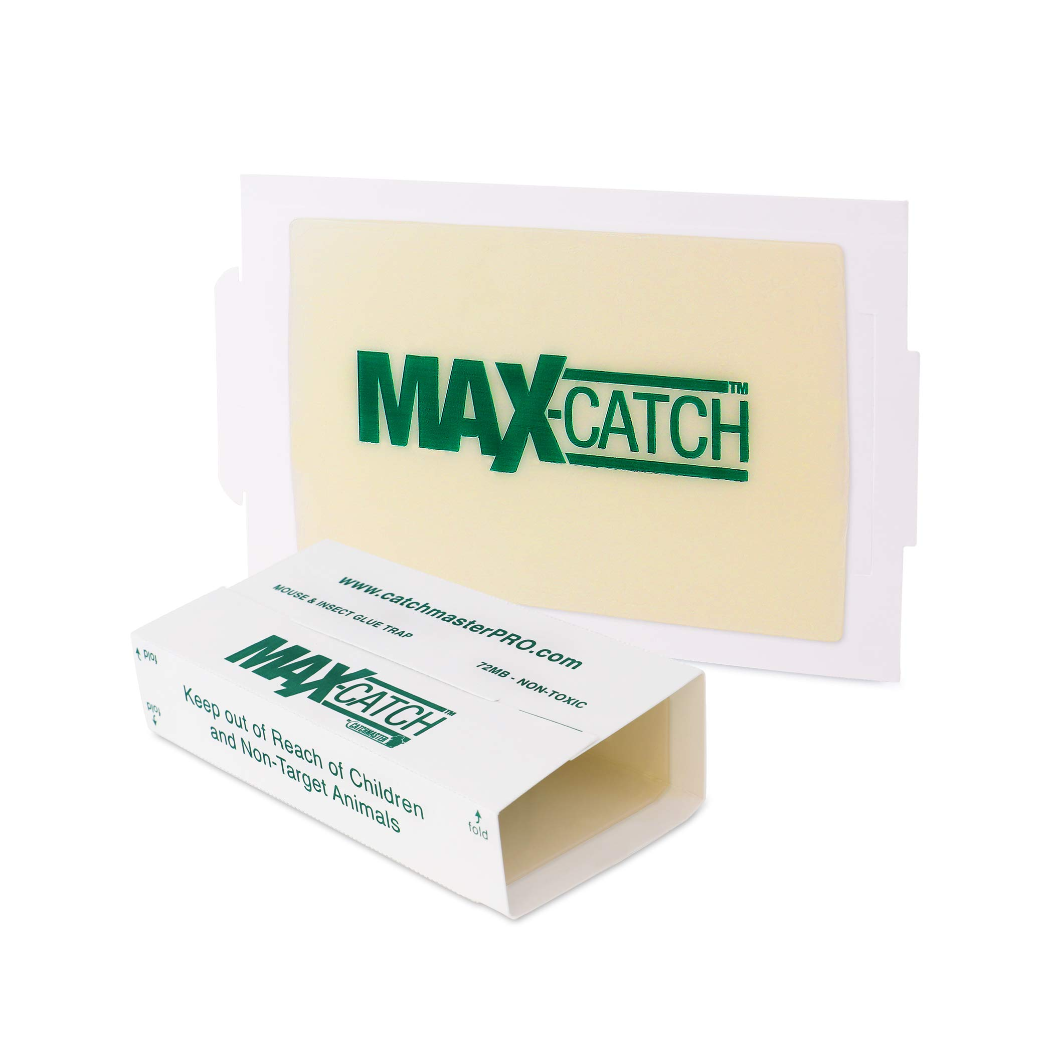 Catchmaster 72MAX Pest 36Count White