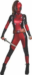 Marvel Deadpool Women's Costume