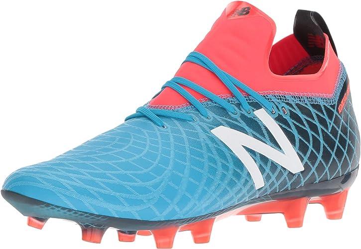 New Balance Men's TPF V1 Soccer chaussures, Polaris, 8 2E US