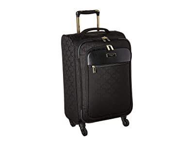 Kenneth Cole Reaction 20 KC Street Polyester Carry-On (Black) Carry on Luggage