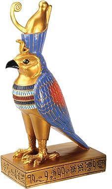 Egyptian Horus Falcon Collectible Figurine