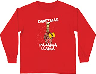 lepni.me Llama Funny Christmas Holiday Family Matching Outfits