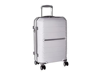 Samsonite Freeform 21 Spinner (White) Luggage