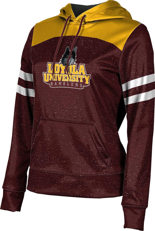 ProSphere Loyola University Chicago Girls' Pullover Hoodie, School Spirit Sweatshirt (Gameday)