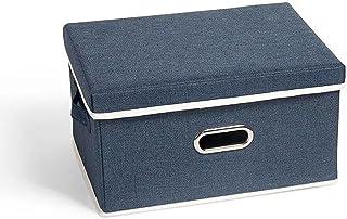 CNYG Panier de Rangement vêtements boîte de Rangement Pliante pour pépinière sous-vêtements,Courtepointe,Jouet Organisateu...