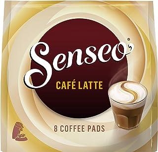 Douwe Egberts Senseo Cafe Latte (Pack of 4, Total 32 Pods)